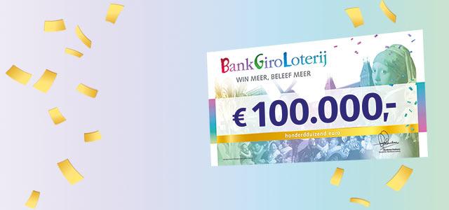 Bankgiro loterij uitslag