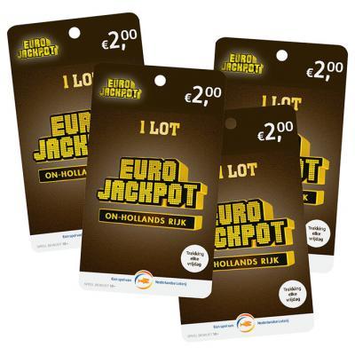 de eurojackpot loten die je kunt kopen