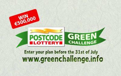 De Postcodeloterij en de Green Challenge