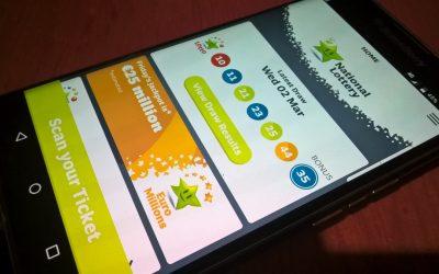 Smartphone En Loterijen En Doneren Hoe Werkt Dat Tegenwoordig