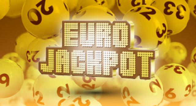 De Eurojackpot is gevallen in Rotterdam