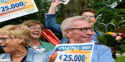 Nog meer winnaars van de Postcodeloterij in Heusden